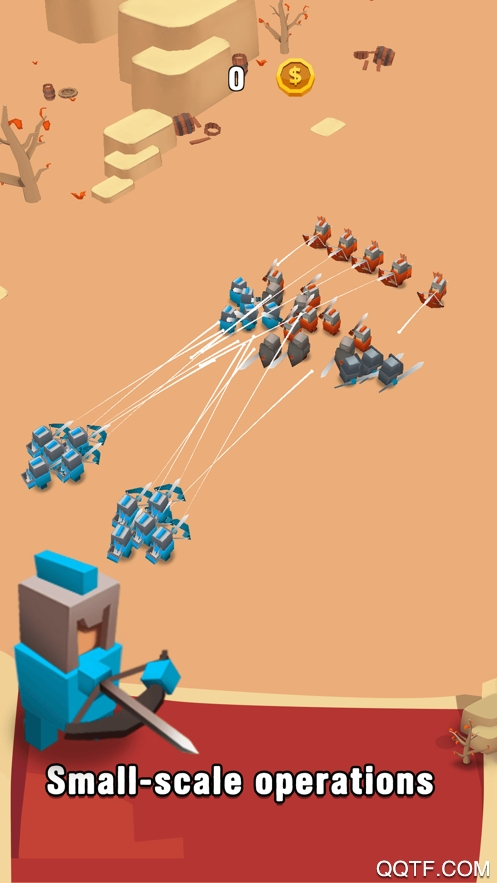 Art of WarLegionsIOS版手游v1.0 iPhone版