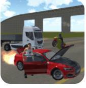 Furious Driving Simulator官方版手游v1.001 安卓版