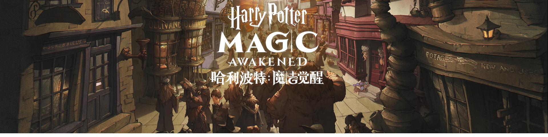 哈利波特魔法觉醒手游官方版v1.0 安卓版