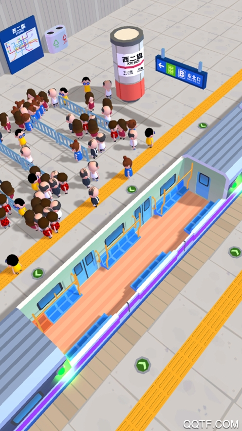 超载地铁官方IOS版手游v1.0.0 iPhone版