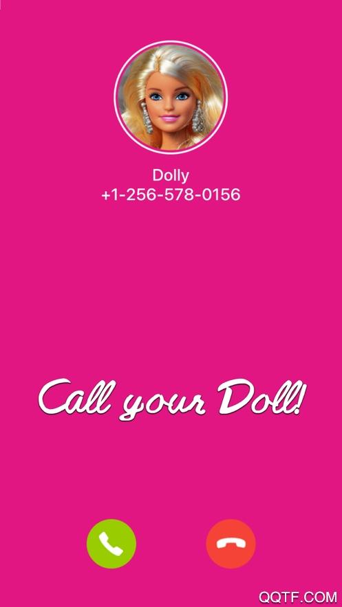 公主娃娃发短信视频模拟官方IOS版手游v1.0 iPhone版