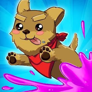 超级啪嗒狗splat dogs官方版v0.6 安卓版