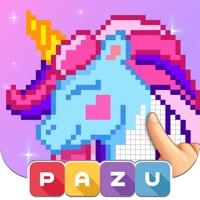 着色游戏的孩子像素点IOS端手游v1.0 iPhone版