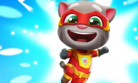 汤姆猫炫跑游戏ios版
