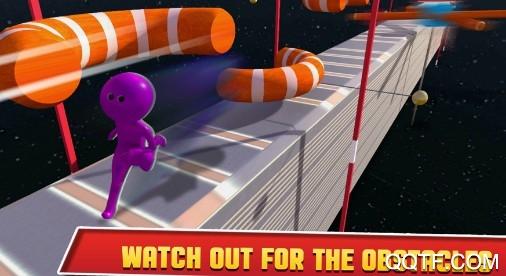 天空3D运行比赛2019年IOS版