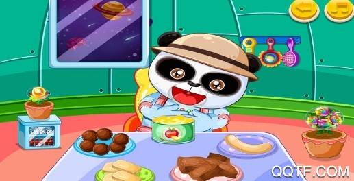 熊猫局长太空旅行IOS端手游