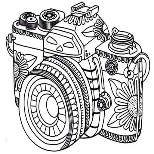 素描绘画相机手机客户端v1.0 安卓版
