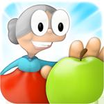 跑酷老奶奶中文破解版v1.0 免费版