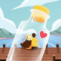 心邮漂流瓶app安卓版v1.0.0 官方版
