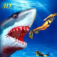 真实鲨鱼模拟器破解版