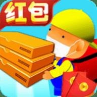 外卖小哥游戏红包版v1.0.0 安卓版