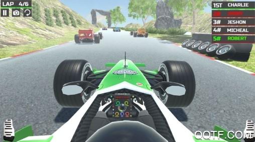 F1赛车模拟器手机ios版