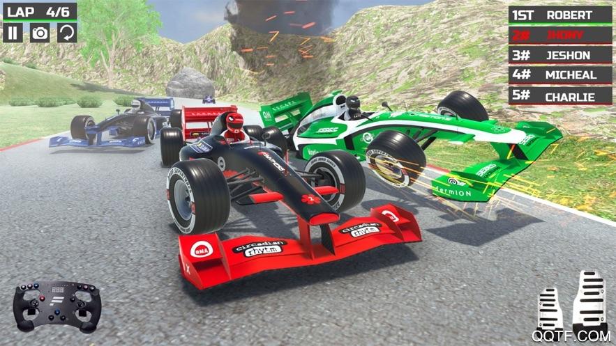 F1赛车模拟器手机ios版v1.1 iPhone版