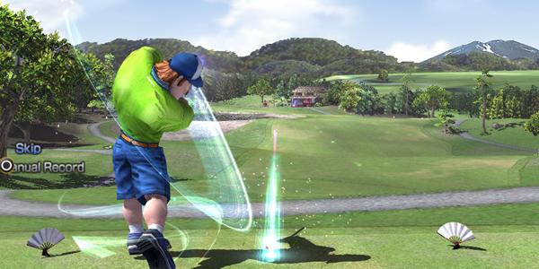 高尔夫手游