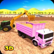 挖掘机驾驶模拟器手机版v1.0.4 最新版
