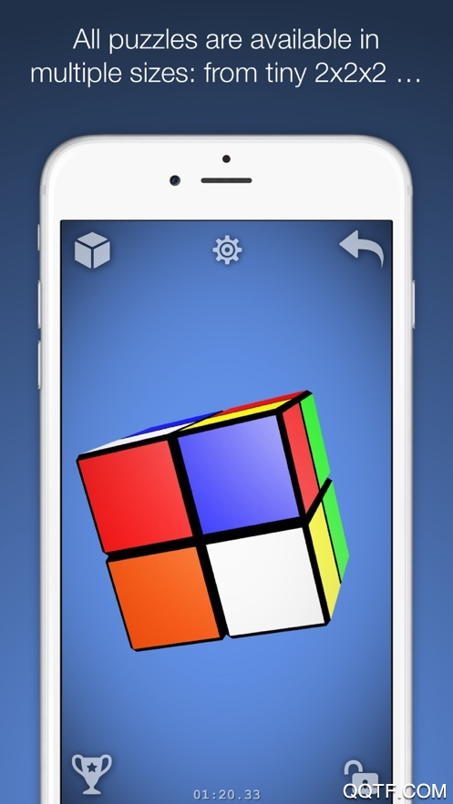 经典魔方官方ios版v1.2 iPhone版