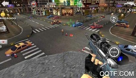 3D狙击先锋破解版