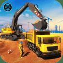 超级翻翻翻模拟挖掘机游戏最新版v1.1 安卓版