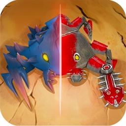 螃蟹大战破解版v1.5 手机版