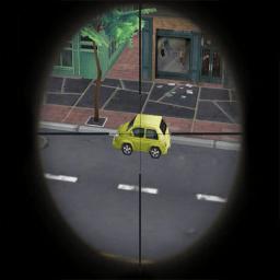 城市狙击之谜破解版v1.0 内购版