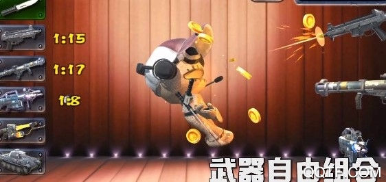 踢木偶全部武器解锁版