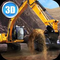 建筑挖掘机模拟器破解版v1.04 最新版