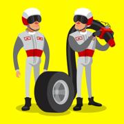 飙车补给站红包版v1.1 赚钱版