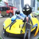 火柴人绳索侠客无限金币版v1.0.0 无限钻石版