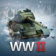 WW2 Battle Front Simulator二战前线模拟器无限金币版v1.6.3 最新版