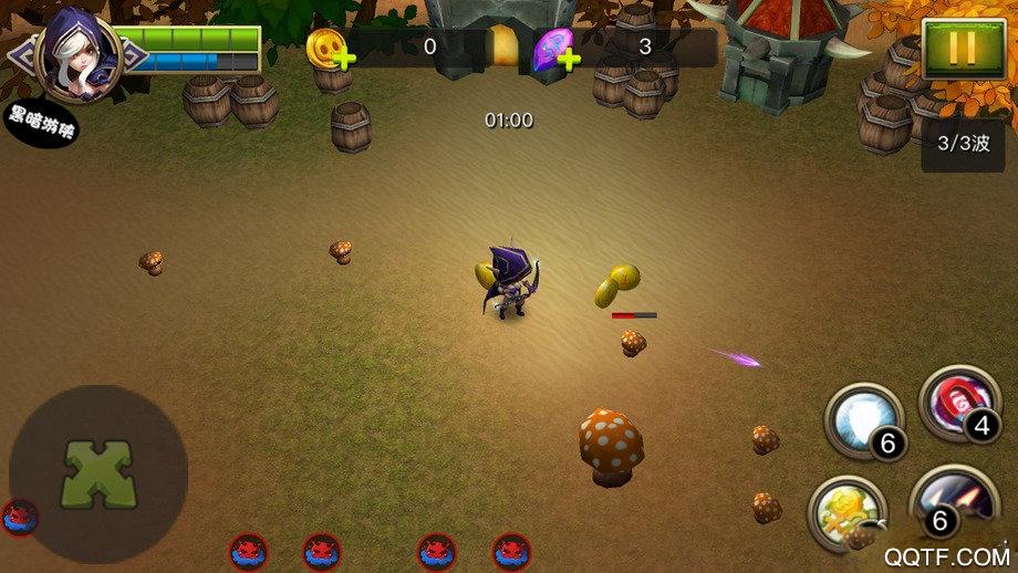 守卫大地游戏破解版v1.0.9 最新版
