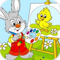 小兔子学画画app最新版v1.0 手机版