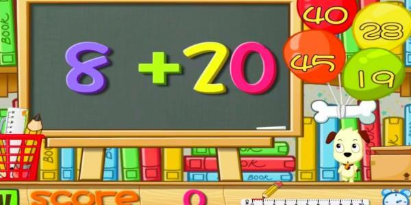 学算术的软件