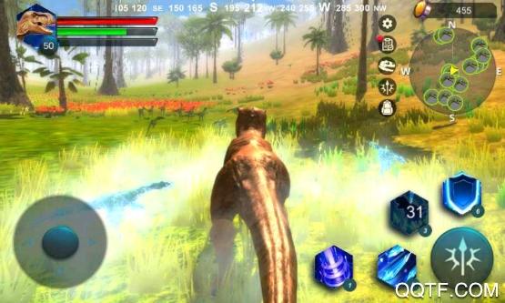 霸王龙模拟器无限经验无敌版v1.0.4截图