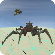 Spider Robot蜘蛛机器人破解版v1.5 最新版