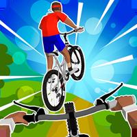 疯狂自行车无限金币版v1.2.2