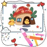 宝贝学画画app手机版v1.0