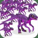 拥挤恐龙世界破解版v1.0.0
