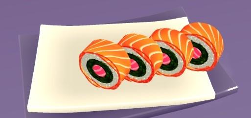 Sushi Roll 3D寿司卷3d无限钞票版