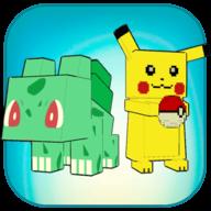 Pixelmon Catch GO口袋妖怪大世界破解版v11 最新版