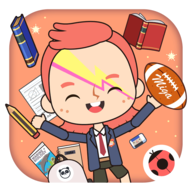 Miga School米加小镇学校解锁收费地图版v1.2
