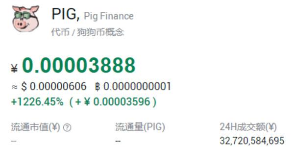 pig币在哪里买 pig币在哪个交易所交易