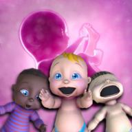 婴儿托儿所模拟器无限钻石版v1.245